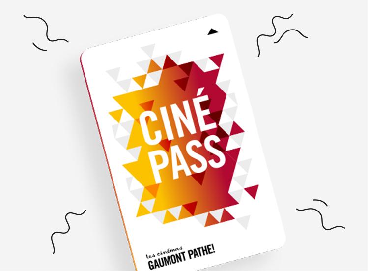 Frais de dossiers offerts pour un abonnement de 3 mois au CinéPass (sans engagement)