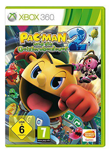 Pac-Man & les aventures de fantômes 2 sur Xbox 360