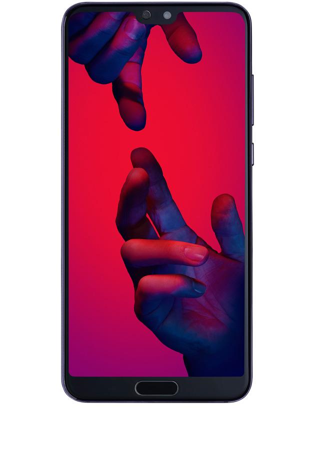 """Sélection de smartphones en promotion - Ex : Smartphone 5.8"""" Huawei P20 (128 Go) + Ecouteurs FreeBuds offerts (via formulaire)"""