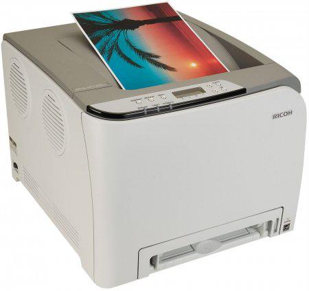 Imprimantes laser couleur Ricoh SP C250DN - Wlan/USB
