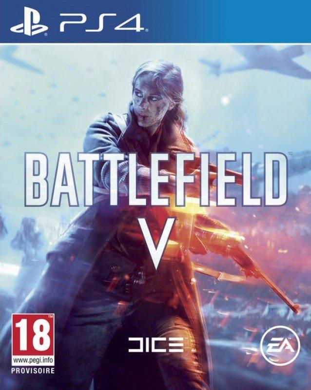 [Précommande] Battlefield V sur PS4