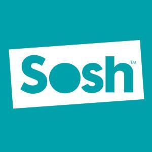 [Nouveaux clients] Abonnement mensuel forfait mobile Sosh : Appels/SMS/MMS Illimités + DATA en France/Europe (Sans Engagement - Pendant 12 mois) - 20 Go à 4.99€ et 50 Go à 9.99€