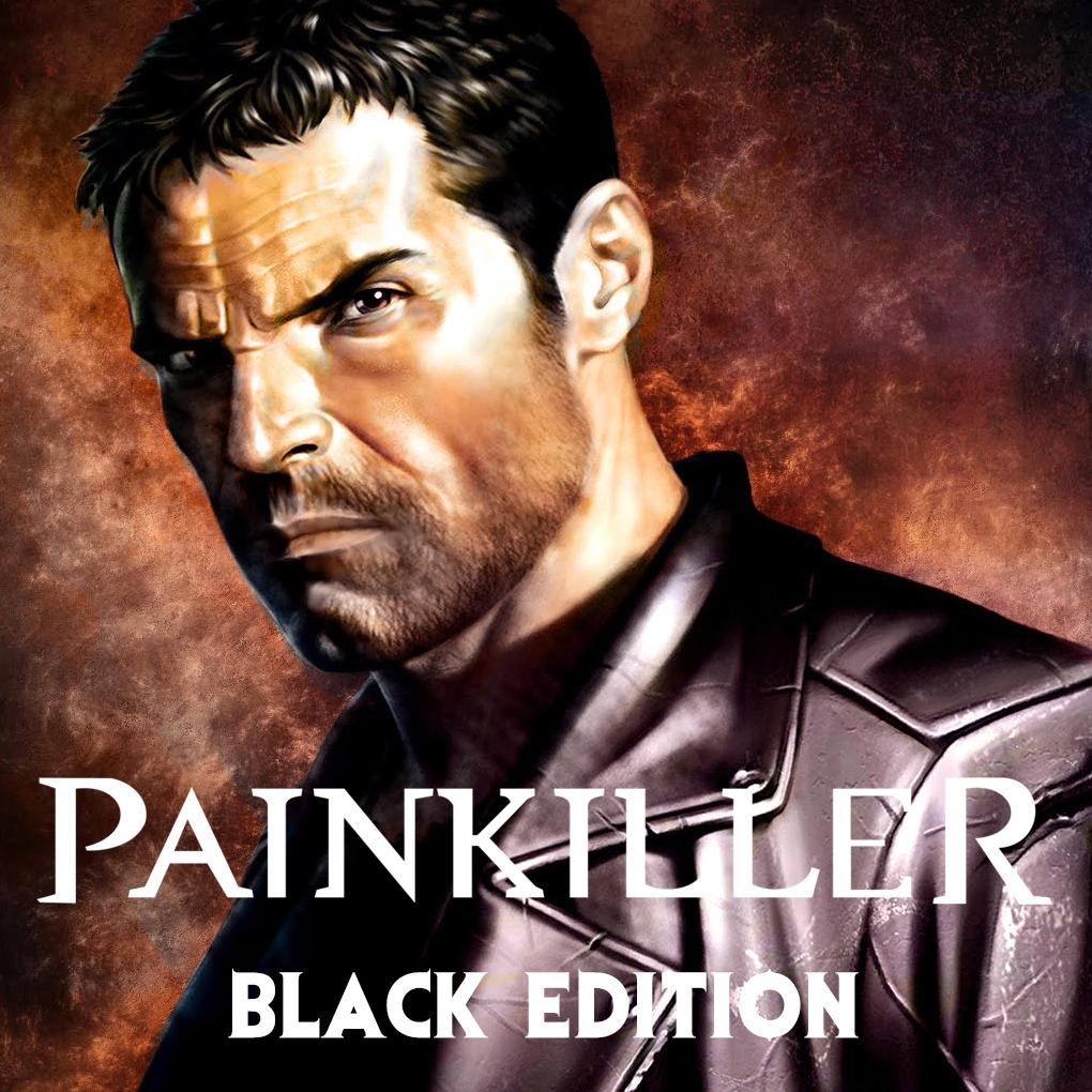 Sélection de jeux Painkiller sur PC en promotion - Ex: Painkiller Black Edition: Le jeu + l'extension Bataille en dehors de l'Enfer (Dématérialisé)