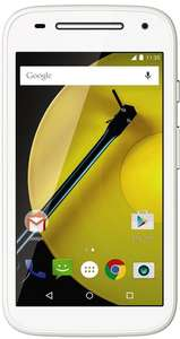 """Smartphone 4.5"""" Motorola Moto E - 4G (via ODR de 20€)"""