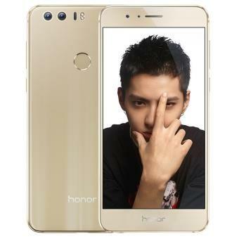"Smartphone 5.2"" Honor 8 - Or 64Go, 4Go de RAM (Sans B20 - Vendeur tiers))"