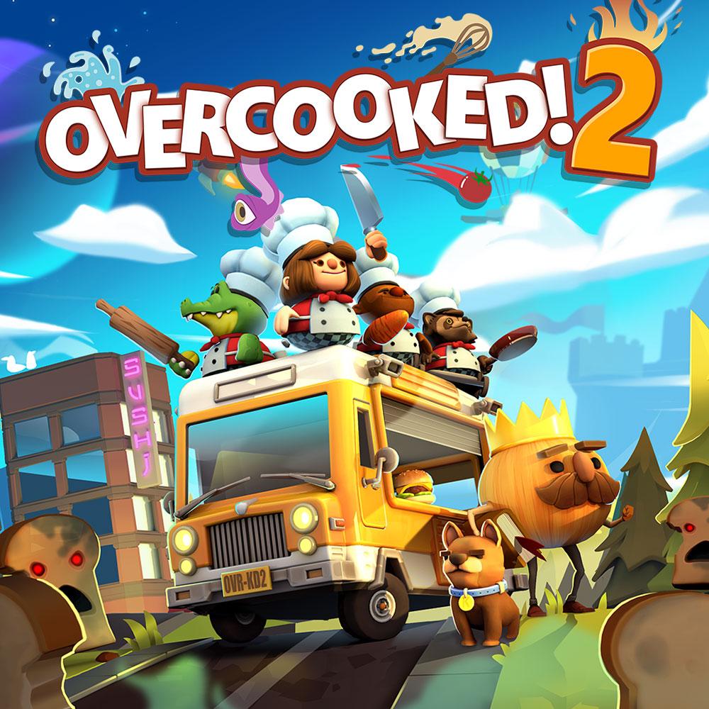 Overcooked! 2 sur PC (Dématérialisé - Steam)
