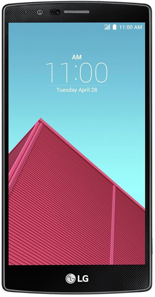 "Smartphone 5.5"" LG G4 couleur  Titane + Carte mémoire  Micro SD Lexar Pro 128 Go 633x Class 10"