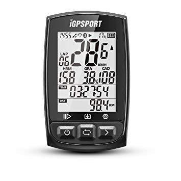 Compteur GPS vélo IGPSports iGS50E
