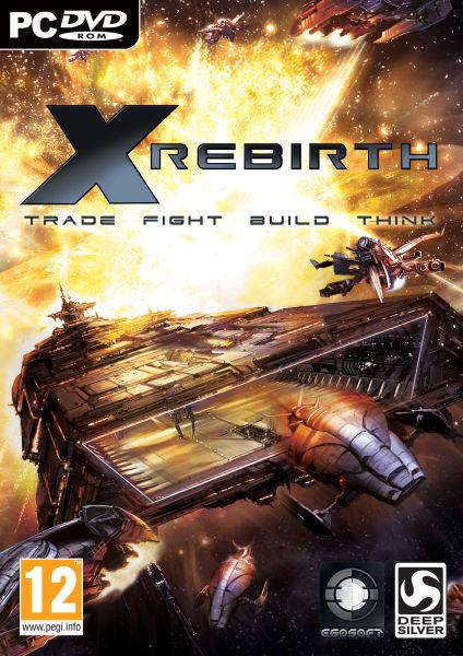 X Rebirth sur PC