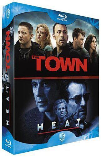 Coffret Blu-ray The Town + Heat