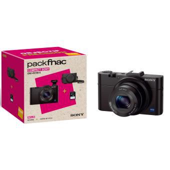 [Adhérents] Appareil photo compact Sony RX100 II Noir + Housse en cuir + Carte SD 16Go