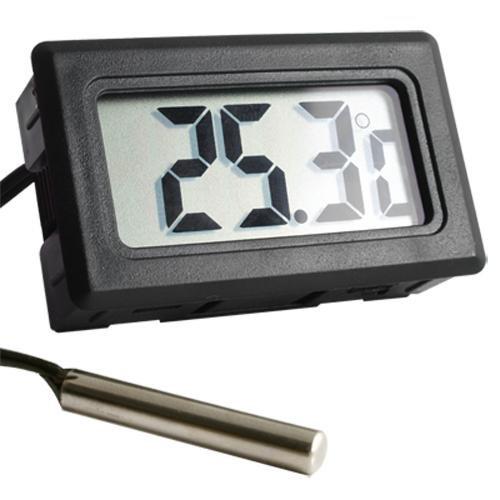 Thermomètre Numérique Facilla pour Aquariums & Terrariums (Vendeur Tiers)