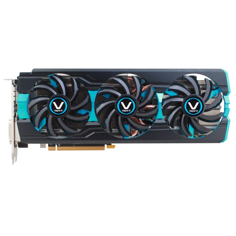 Carte graphique Sapphire Radeon R9 280X Vapor-X 3G GDDR5 TRI-X with Boost