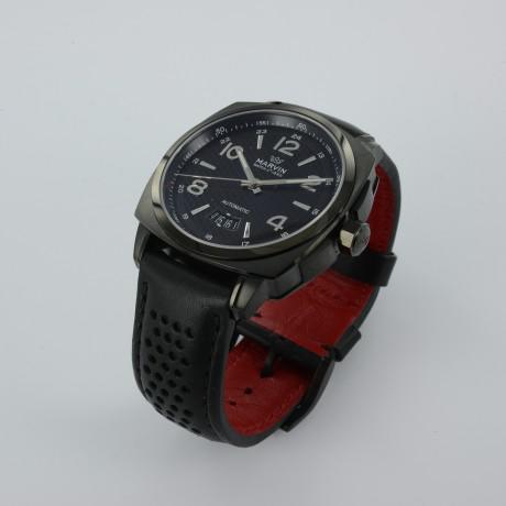 40% de réduction sur une sélection de montres - Ex : Montre Marvin PVD Auto - Noir