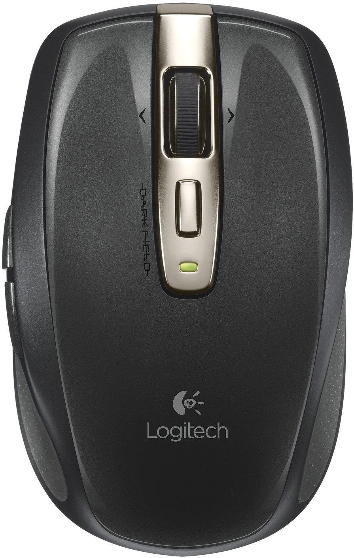 Souris sans fil Logitech Anywhere Mouse MX refresh
