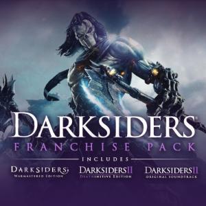 Darksiders Franchise Pack: Darksiders Warmastered Edition (+ Originale) + Darksiders II Deathinitive Edition sur PC (Dématérialisé - Steam)