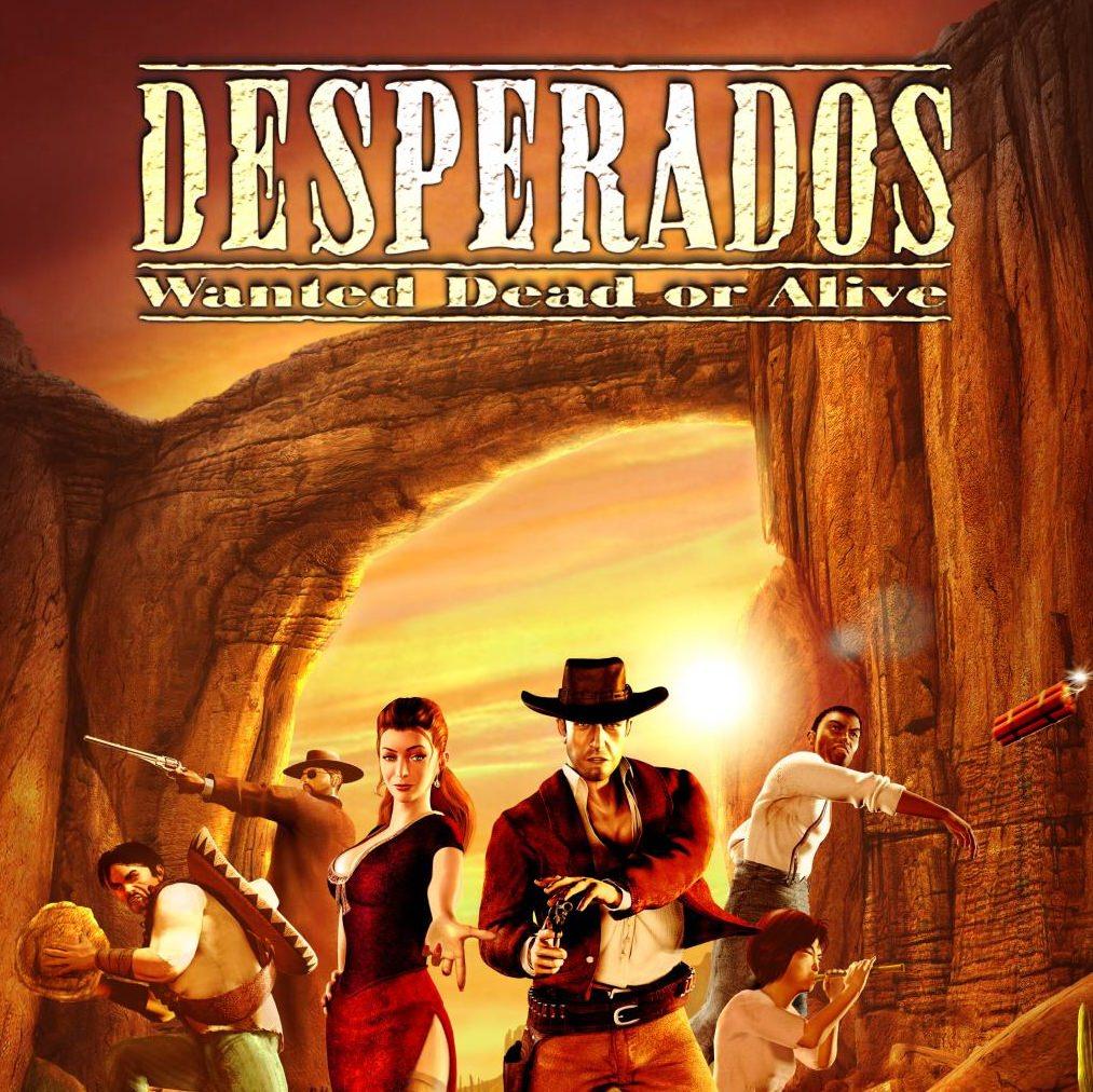 Desperados: Wanted Dead or Alive à 0.90€ et Desperados 2: Cooper's Revenge à 1.46€ sur PC (Dématérialisé - Steam)