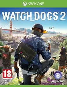 Watch Dogs 2 sur Xbox one