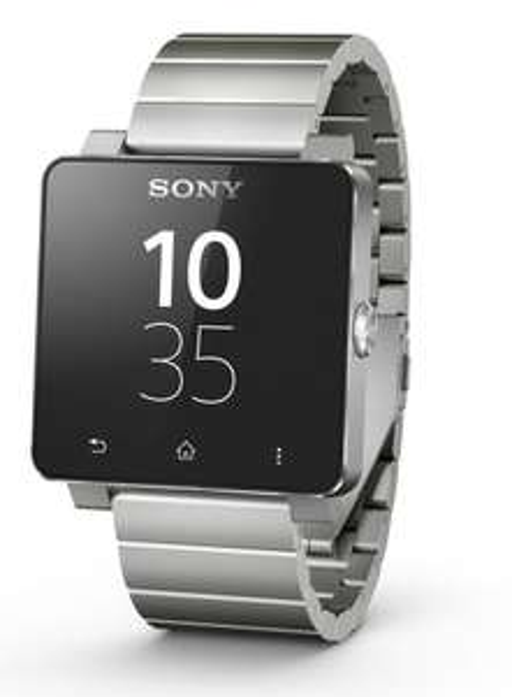 Montre connectée Sony Smartwatch 2 Métal Silver - Reconditionnée