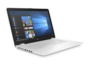 "PC Portable 17.3"" HP 17-ak010nf - AMD A9-9420, AMD 530 Radeon 2 Go, 4 Go de RAM, HDD 1To + 128 Go de SSD, Ecran HD+, Windows 10"