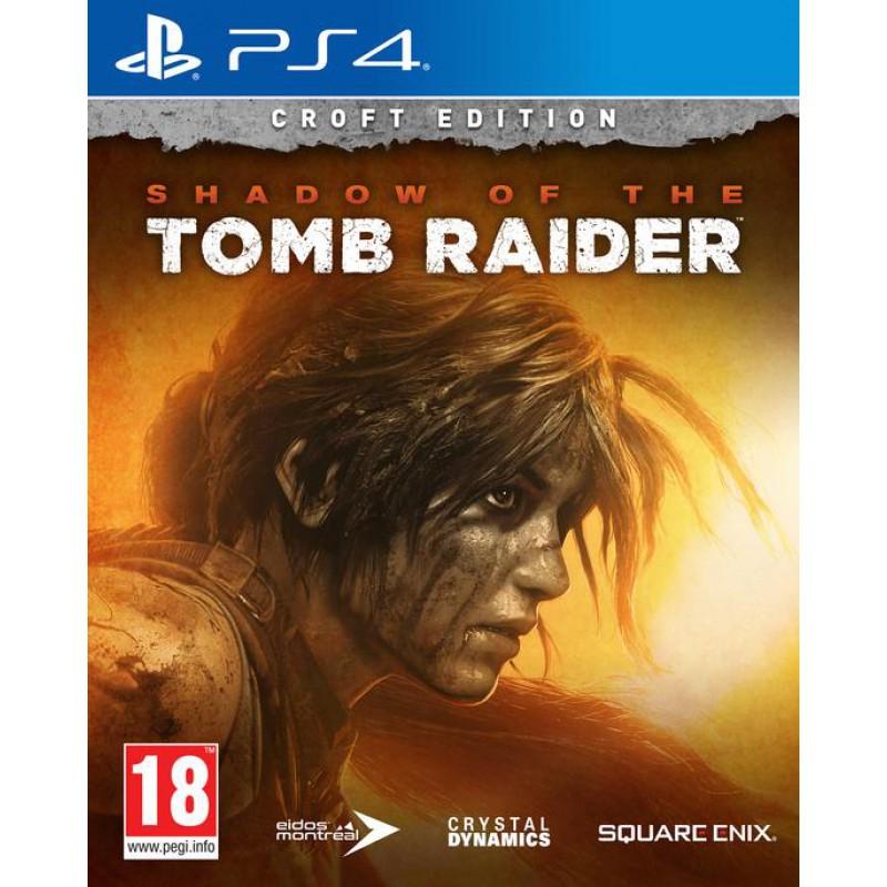 Jeu Shadow of the Tomb Raider sur PS4 ou Xbox One via reprise d'un de vos anciens jeux parmi une sélection