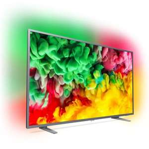 "TV 55"" Philips 55PUS6703 - Ambilight 3 côtés, 4K UHD, HDR, Smart TV"