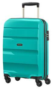 Valise cabine rigide American Tourister Bon air - 55cm Turquoise