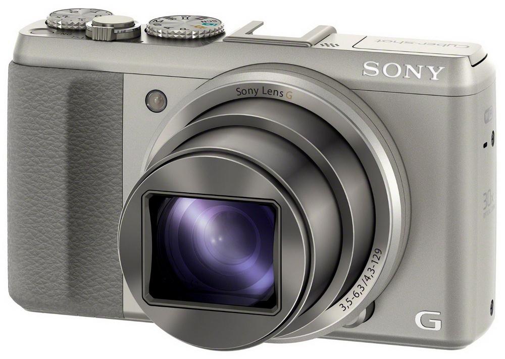 Appareil photo Sony Cyber-shot DSC-HX50 - Argent