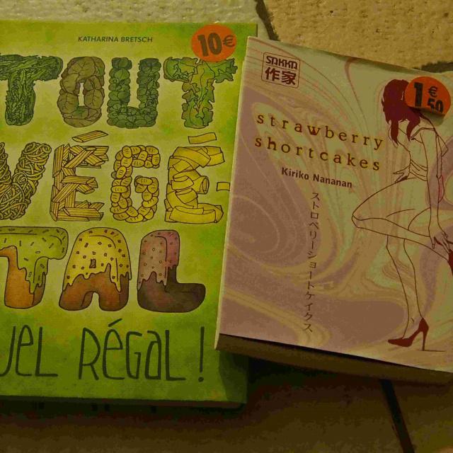 Sélection de livres (Mangas, BDs, Beaux livres)