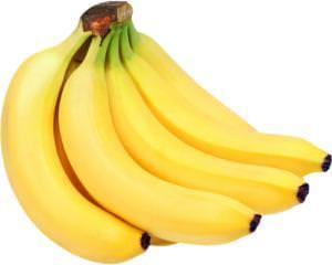 Bananes Catégorie 1 - Origines : Antilles Françaises ou Colombie, 1Kg