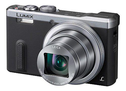 Appareil photo numérique Panasonic TZ61 - Gris