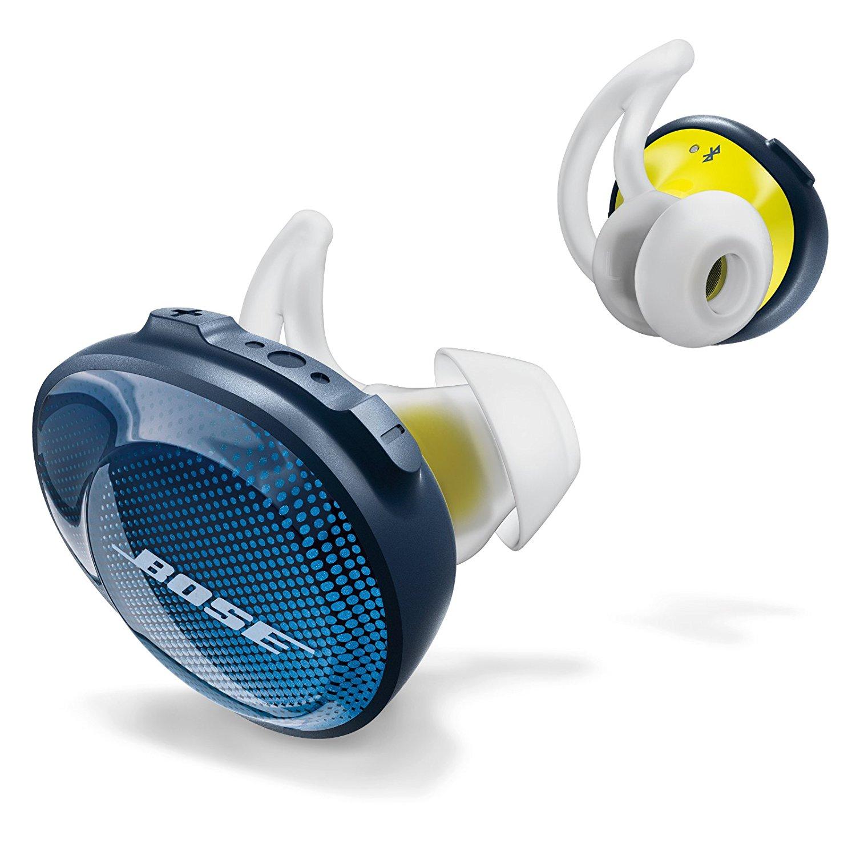 Écouteurs intra-auriculaire Bose SoundSport Free - différents coloris