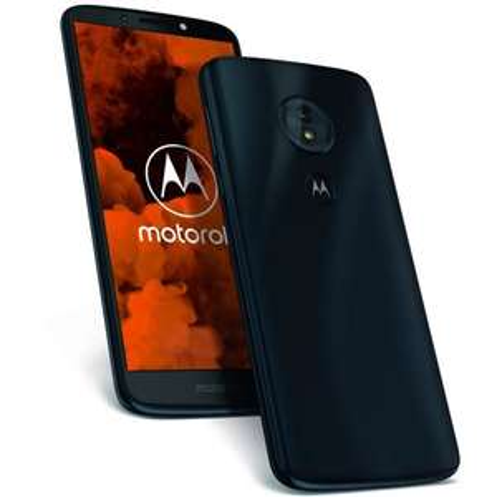 "Smartphone 5.7"" HD+ Motorola Moto G6 Play Dual SIM - RAM 3 Go, 32Go, 4000 mAh Bleu Indigo"