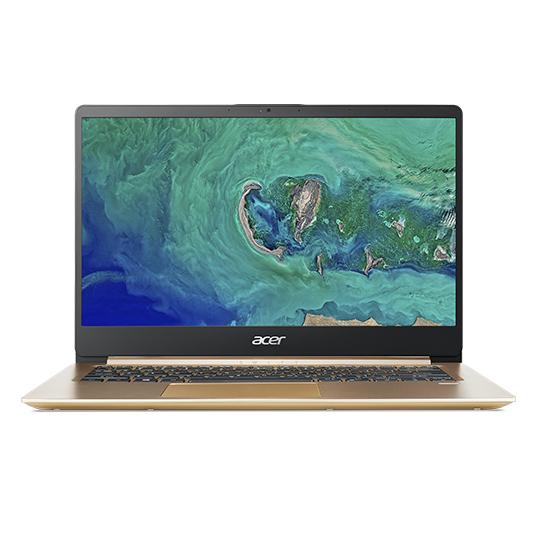 "PC portable 14"" Acer Swift 1 SF114-32 - full HD, N5000, 4 Go de RAM, 64 Go en eMMC"