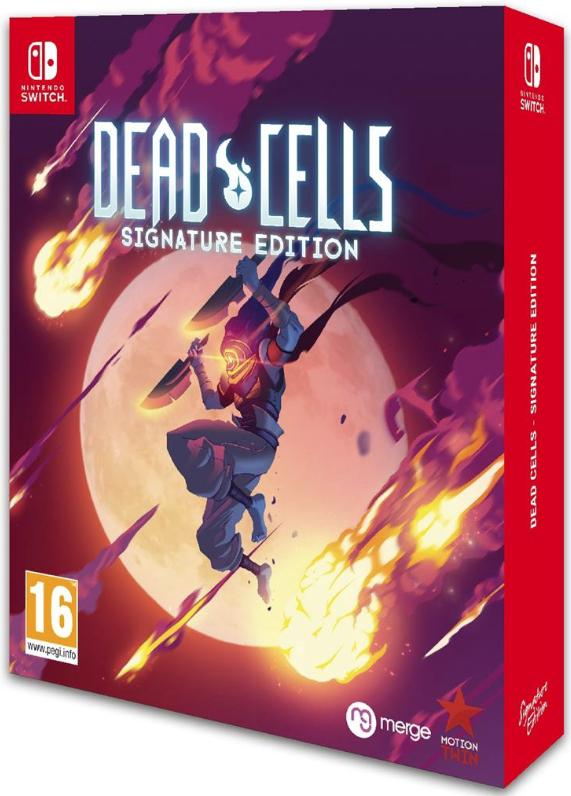 [Précommande] Dead Cells édition SIGNATURE sur Nintendo Switch