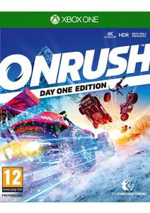 Onrush - Édition Day One sur Xbox One