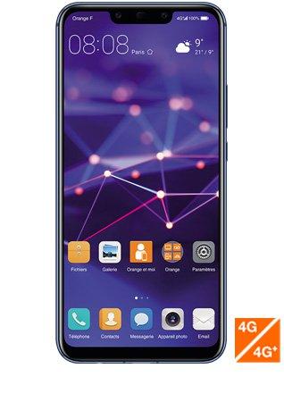 """[Précommande] Smartphone 6,3"""" Huawei Mate 20 lite - Kirin 710, 4 Go de Ram, 64 Go de Rom, bleu, noir ou or"""