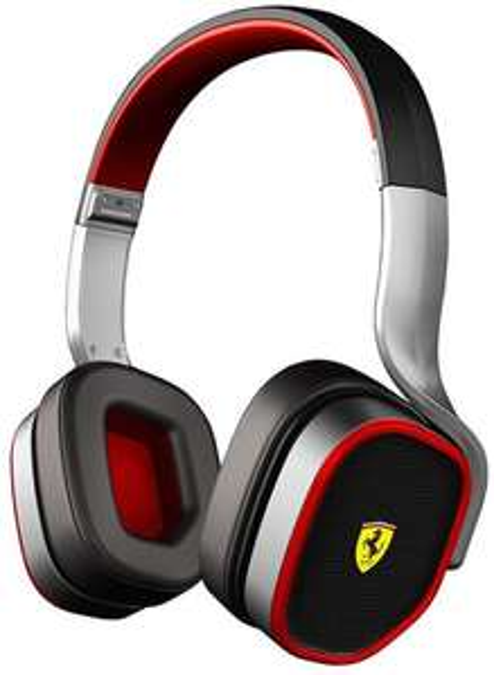 Casque audio Ferrari Scuderia R200 Silver