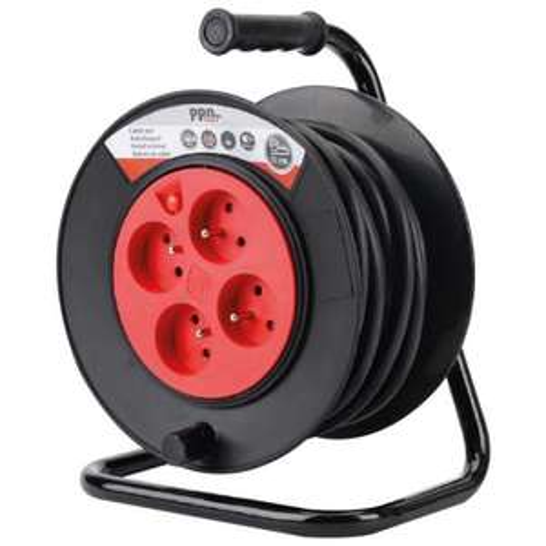 Dérouleur de câble Pro-max - 10 mètres