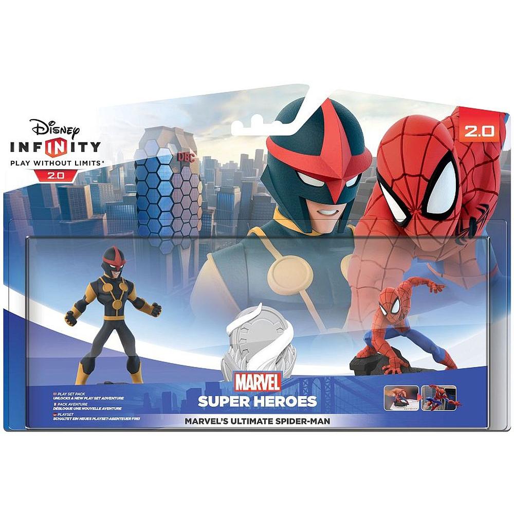 Un Pack Aventure Disney Infinity 2.0 acheté = une figurine offerte