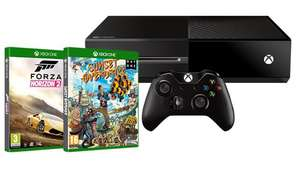 Pack Console Xbox One + Forza Horizon 2 + Sunset Overdrive