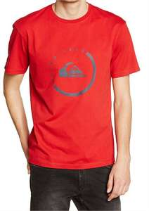 T-shirt Quicksilver Classic A3 - Rouge (Taille M, XL, XXL)