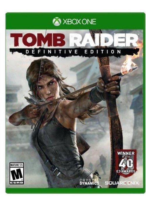 Tomb Raider: Definitive Edition sur Xbox One (Dématérialisé)