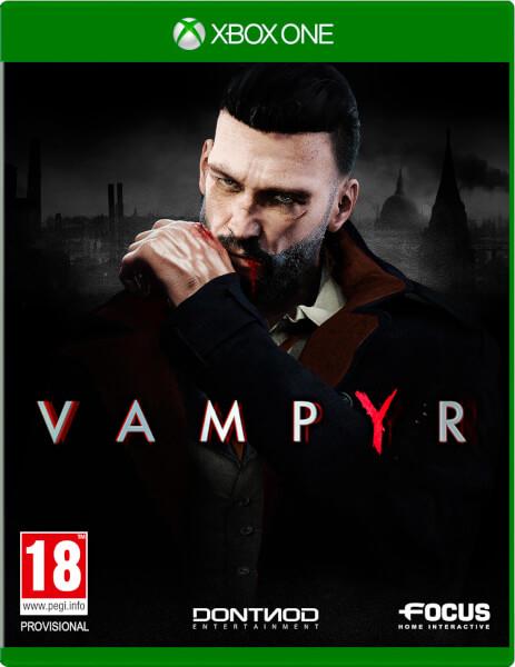Jeu Vampyr sur Xbox One (Import anglais)