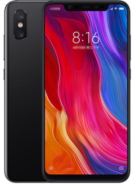 "Smartphone 6.21"" Xiaomi Mi8 - Full HD+, Snapdragon 845, RAM 6 Go, ROM 128 Go, B20 (Version globale)"
