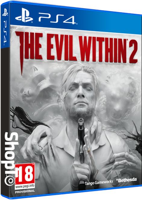 Jeu Evil Within 2 sur PS4 ou Xbox One
