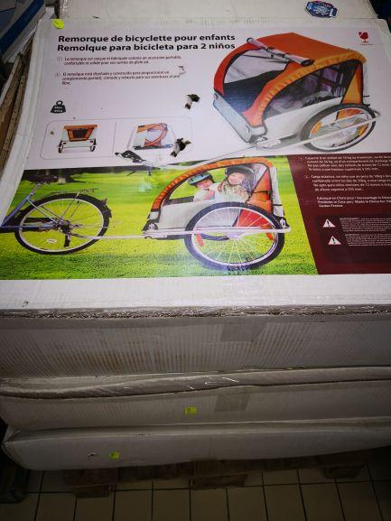 70% de réduction sur une sélection d'articles - Ex : Remorque vélo pour enfant - Sartrouville (78)