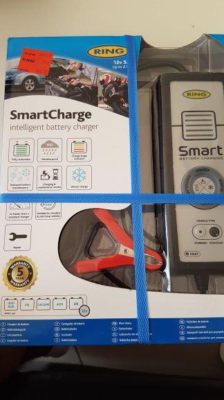 Chargeur de batterie voiture Ring RESC605 - Evry 2 (91)