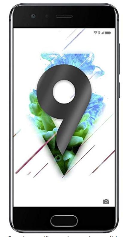 """Smartphone 5"""" Honor 9  - 64 Go de ROM, 4 Go de RAM, Noir"""
