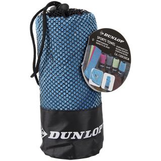 Serviette de sport Dunlop - 120 x 30 cm (Coloris au choix)